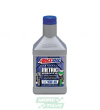 น้ำมันเครื่อง Amsoil 10W-40 Metric (Advanced Synthetic Motorcycle Oil)