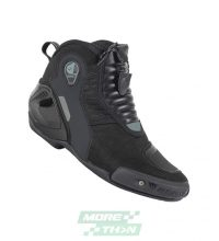 รองเท้า Dainese รุ่น Dyno D1 Shoes Leather Black/Anthracite