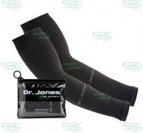 ปลอกแขน DR.JONES Arm Sleeves Black