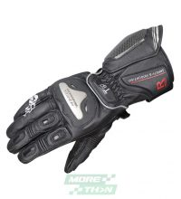 ถุงมือ KOMINE รุ่น GK-169 Titanium Racing Gloves Julius Black
