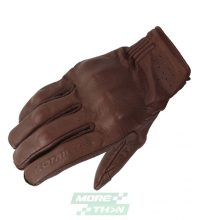 ถุงมือ KOMINE รุ่น GK-179 CE Protect Leather Gloves Brown