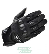 ถุงมือ TAICHI รุ่น RST417 Velocity Leather Mesh Glove Black